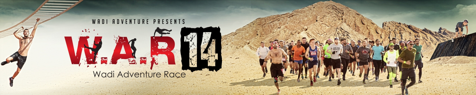 Wadi Adventure Race 14