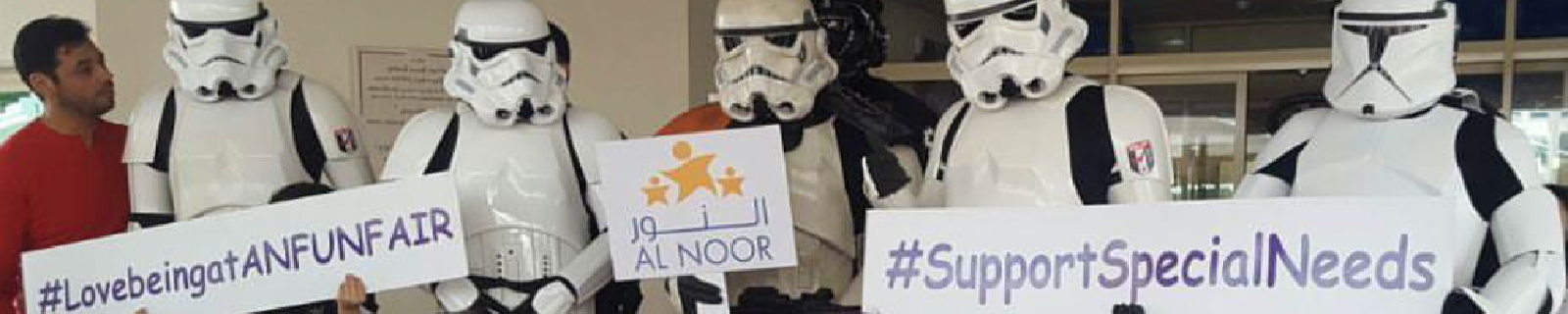 Al Noor Superhero Fun Run 2018