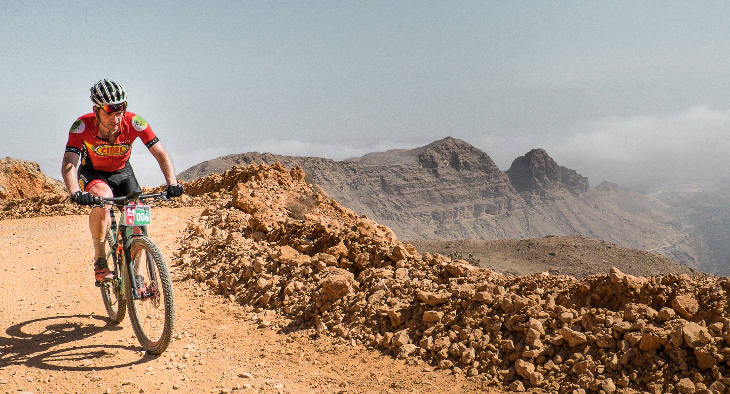 The Arabian Epic Stage Race (Oman)