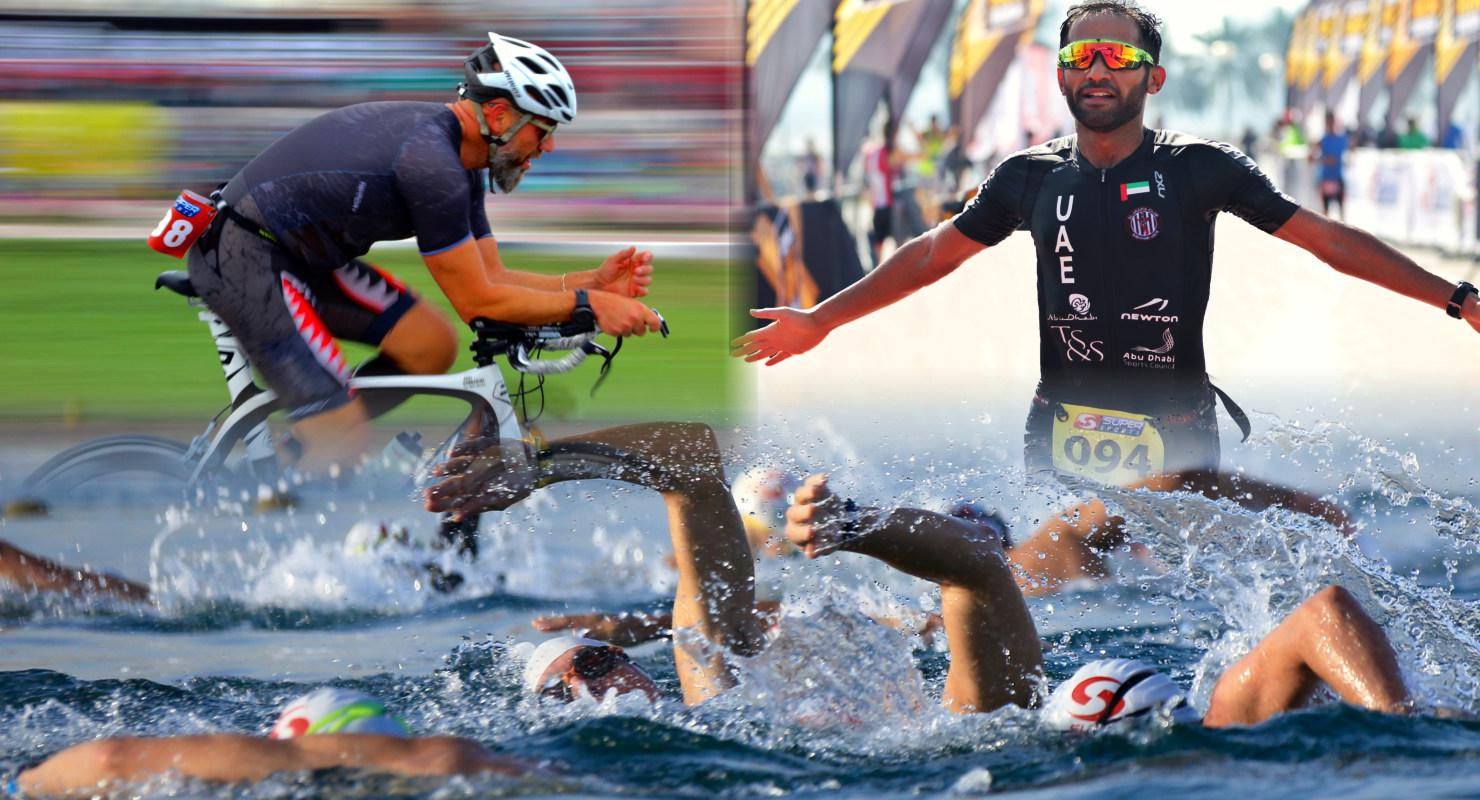 2XU Triathlon: Mamzar - Race 2/2