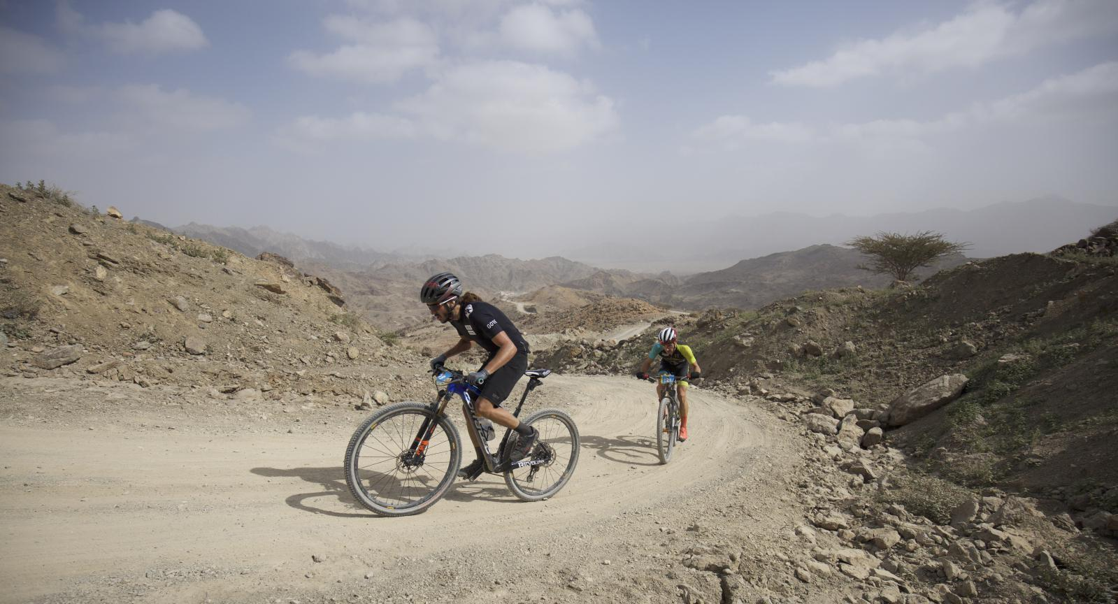 The Arabian Epic Stage Race (UAE)