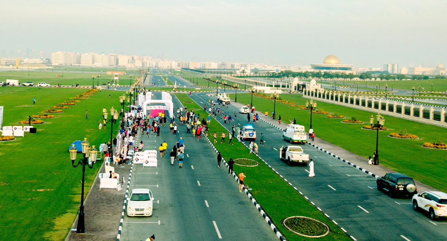 Sharjah SC Run (1/2) By Al Shaab Village