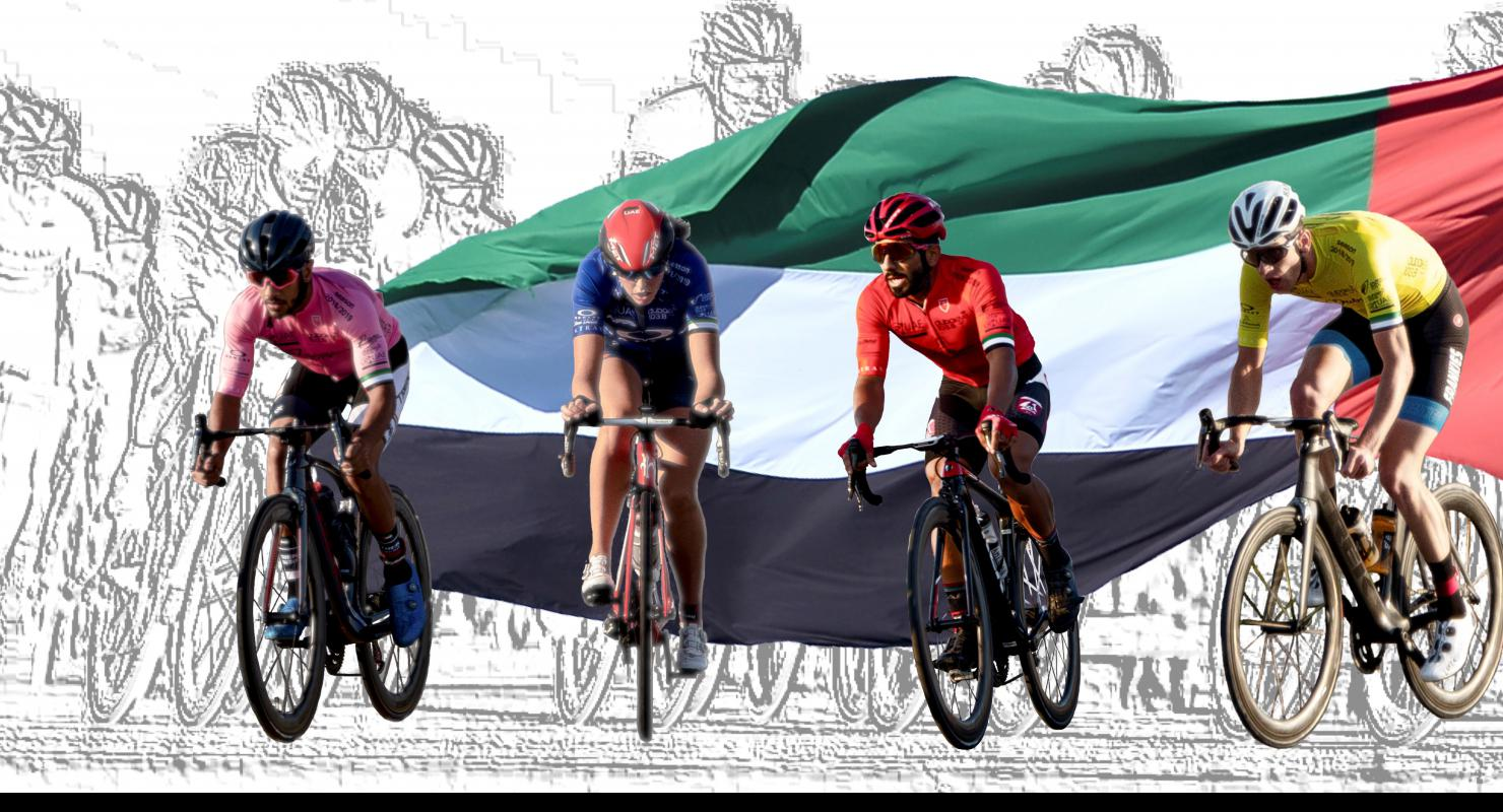 UAE Road Cycling Championship - Stage 1
