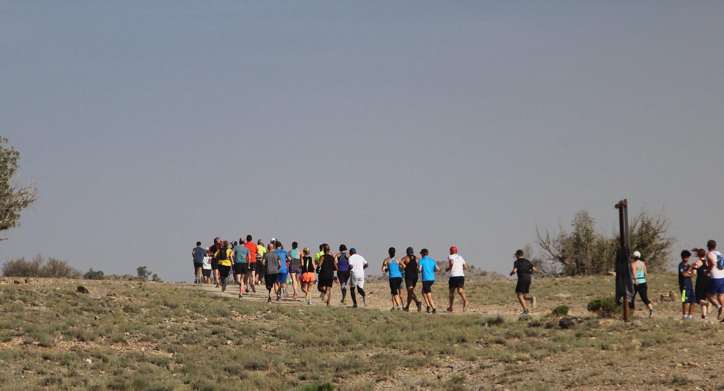 Jabal Al Akhdar Trail Run
