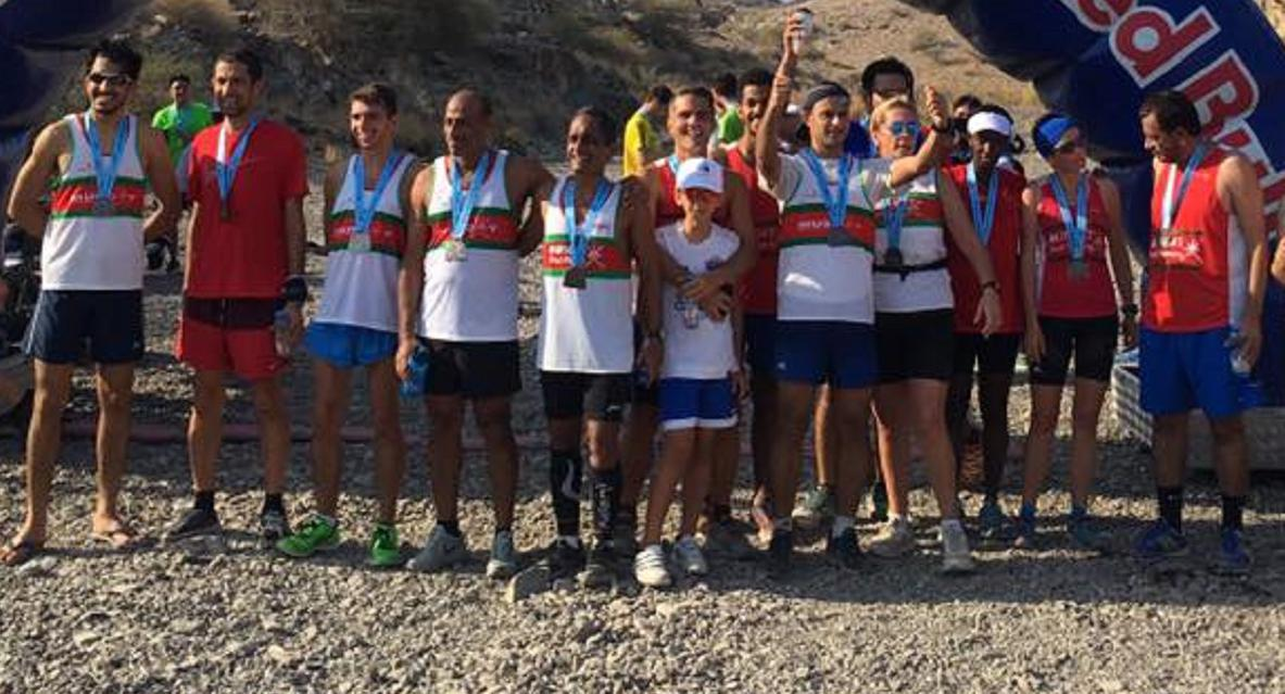 Muscat 10km Off Road Challenge