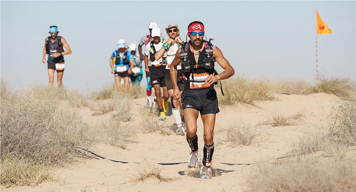 Al Marmoom Ultramarathon Build-Up Run - 18 Oct