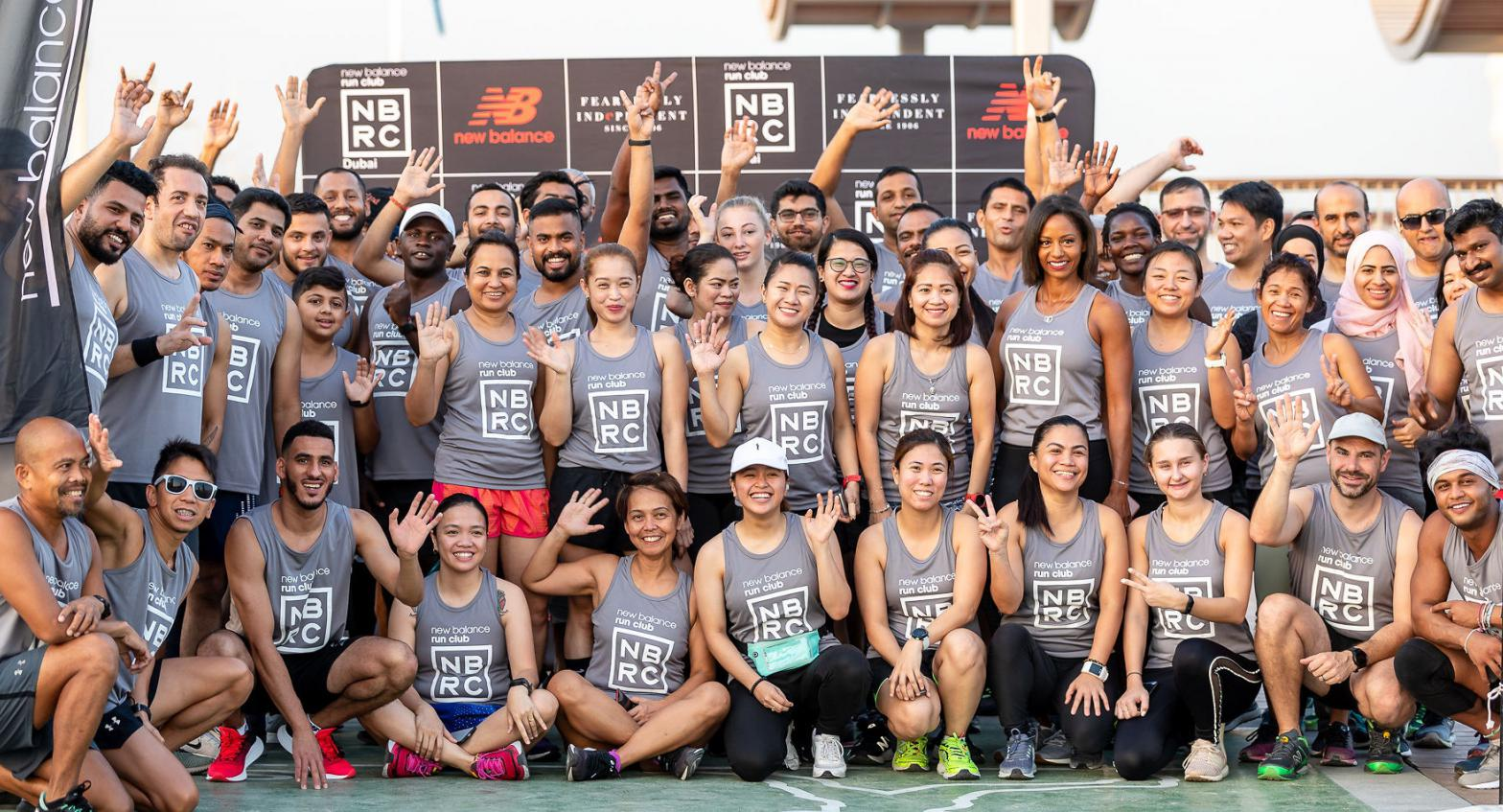 New Balance Run Club - 2 October