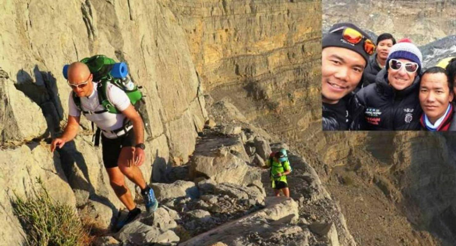 Stairway to Heaven with Sanu Sherpa & Sean James