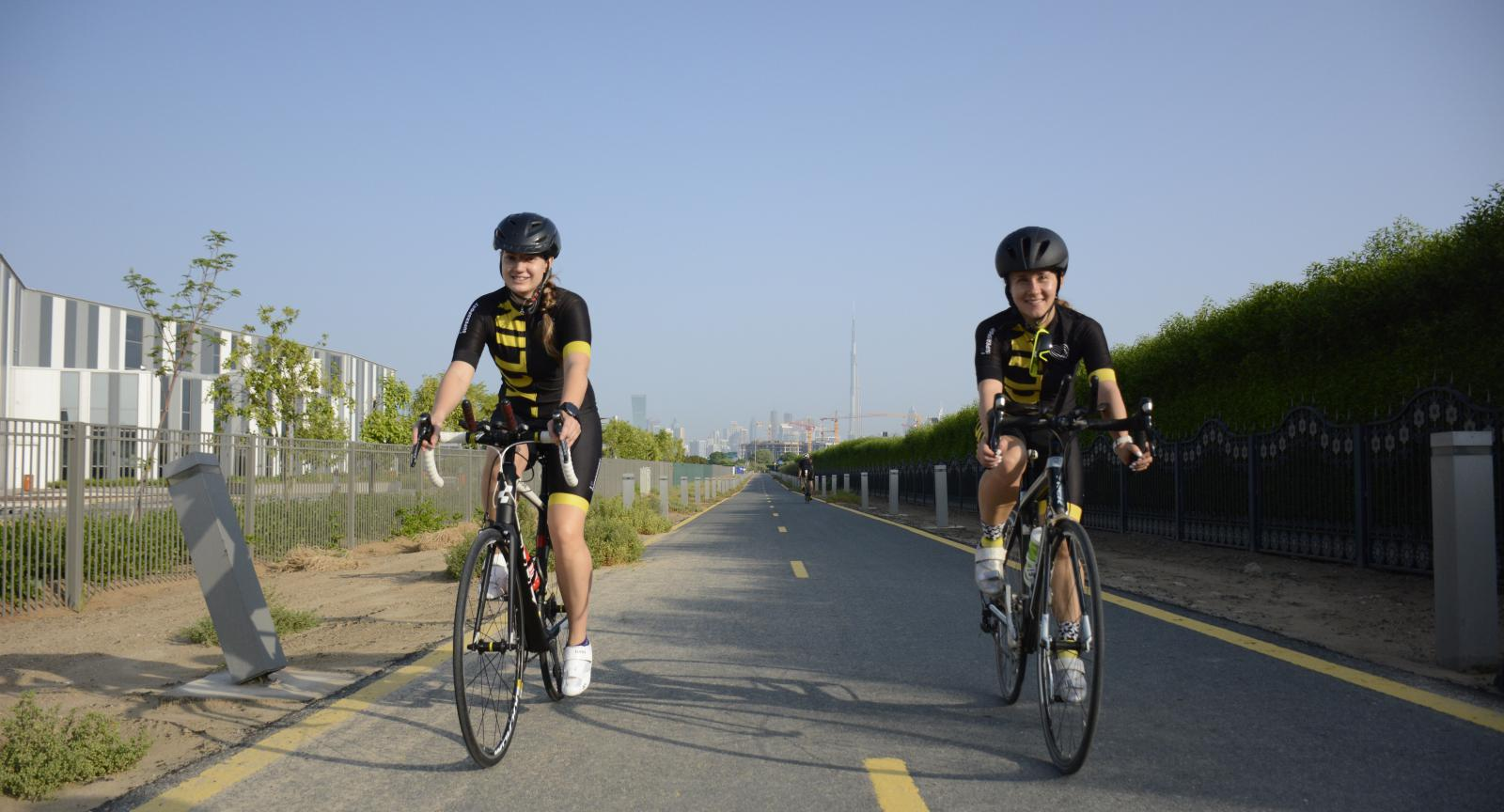 ILSS: Outdoor Cycling Program