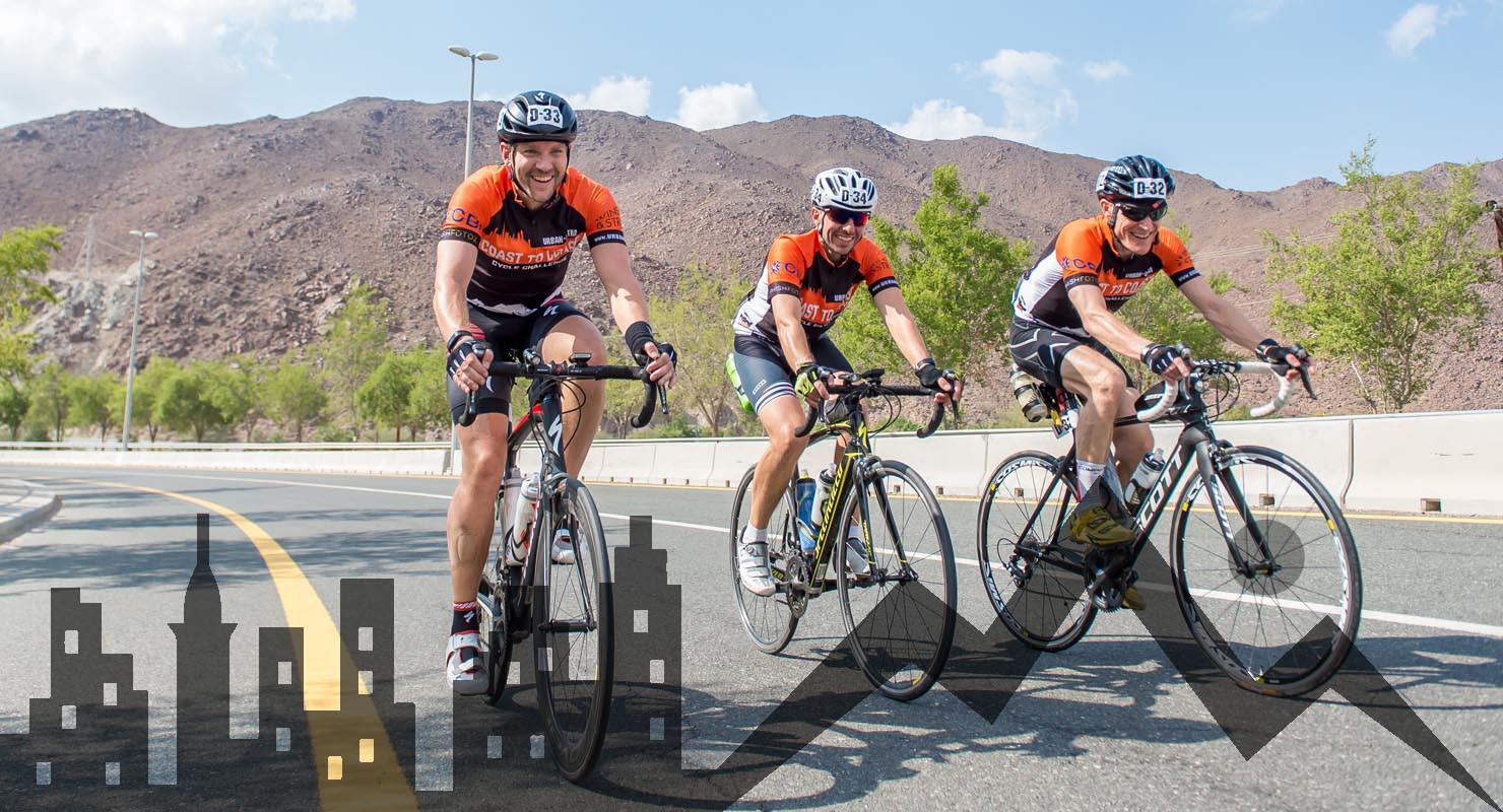 Urban-Ultra Coast to Coast Cycle Challenge 2020