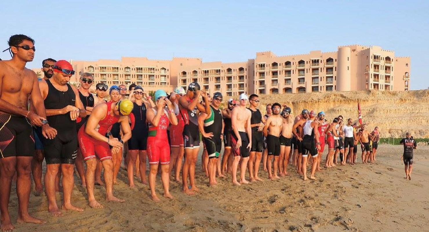 Shangri-La Barr Al Jissah Resort Sprint Triathlon