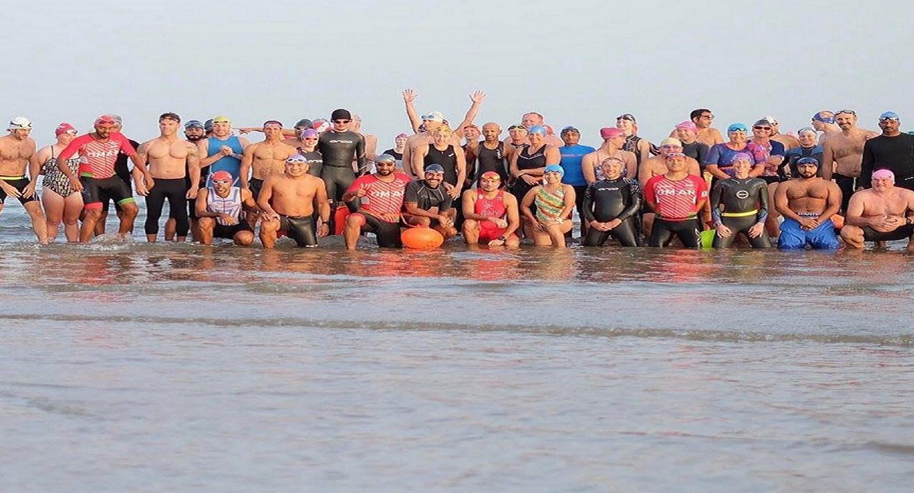 Qurum Beach Aquathlon