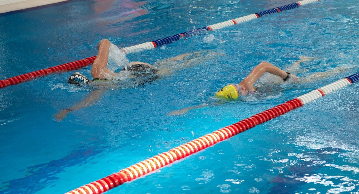 ILSS: Swimming - Time Trial