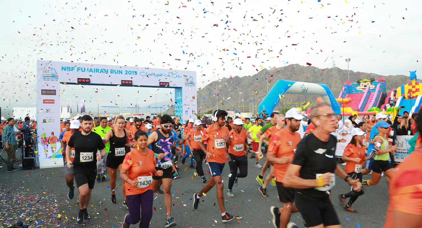 NBF Fujairah Road Run