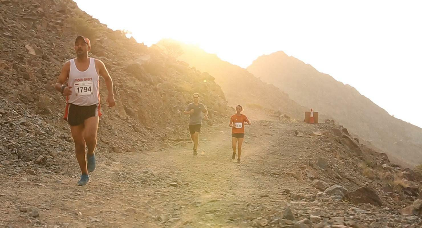 NBF Fujairah Trail Run