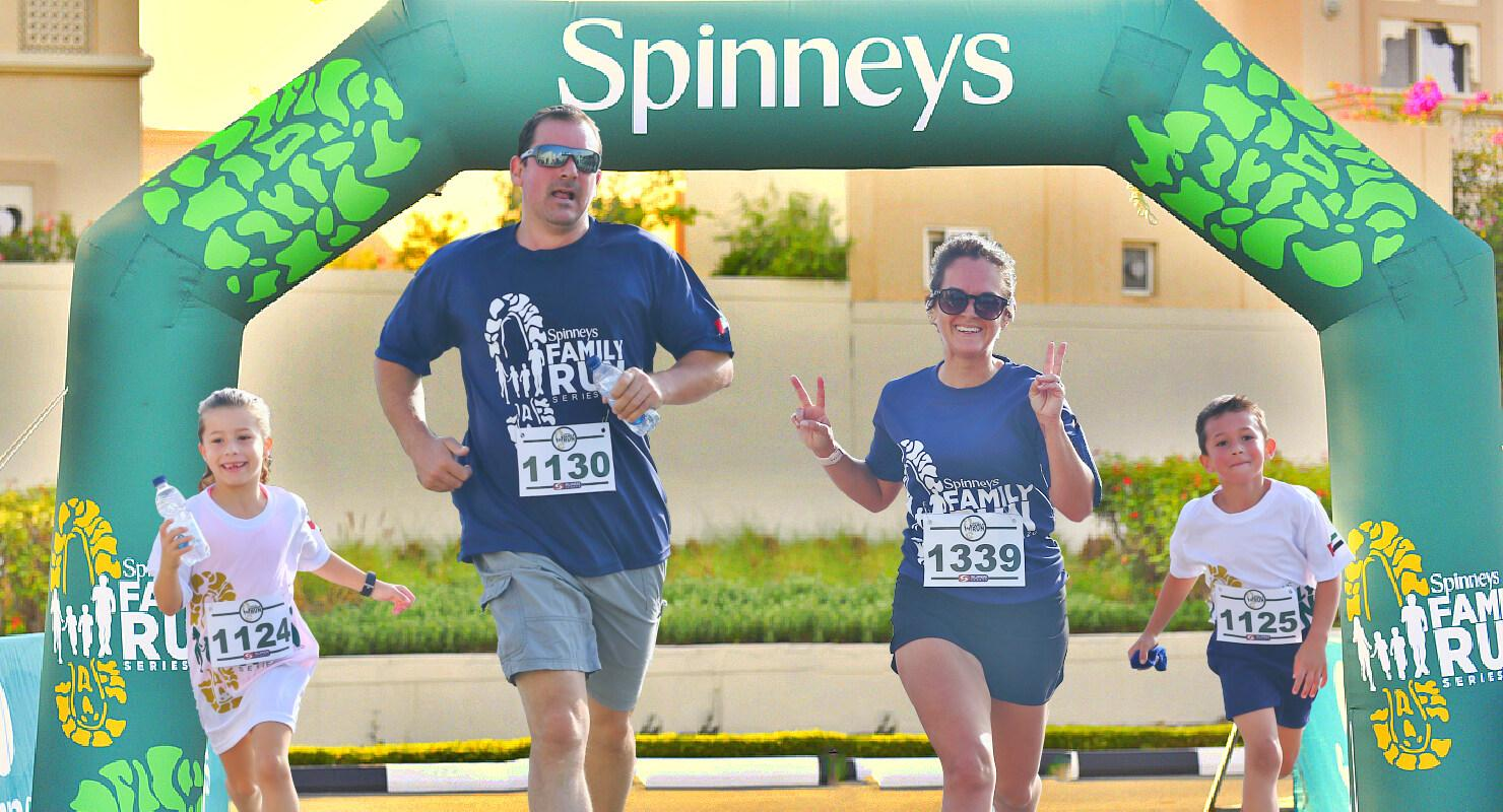 Spinneys Family Fun Run 4/7