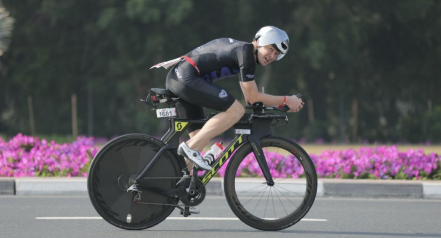 ILSS: Cycling - Brick Time Trial