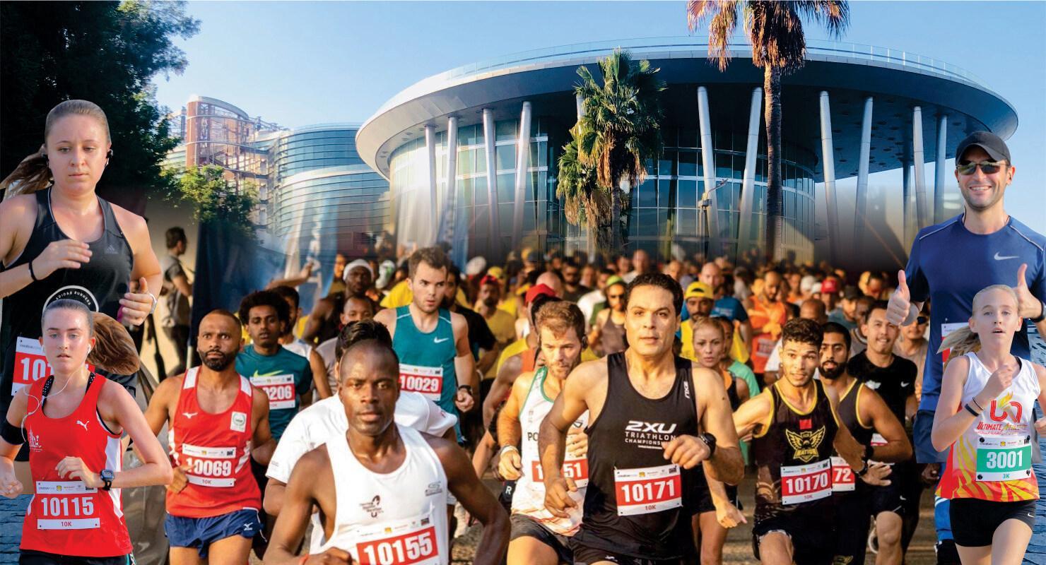 Run at Meydan Tracks Race 1/3