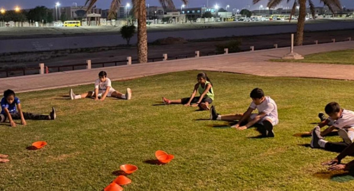 Aspire Athletes Training