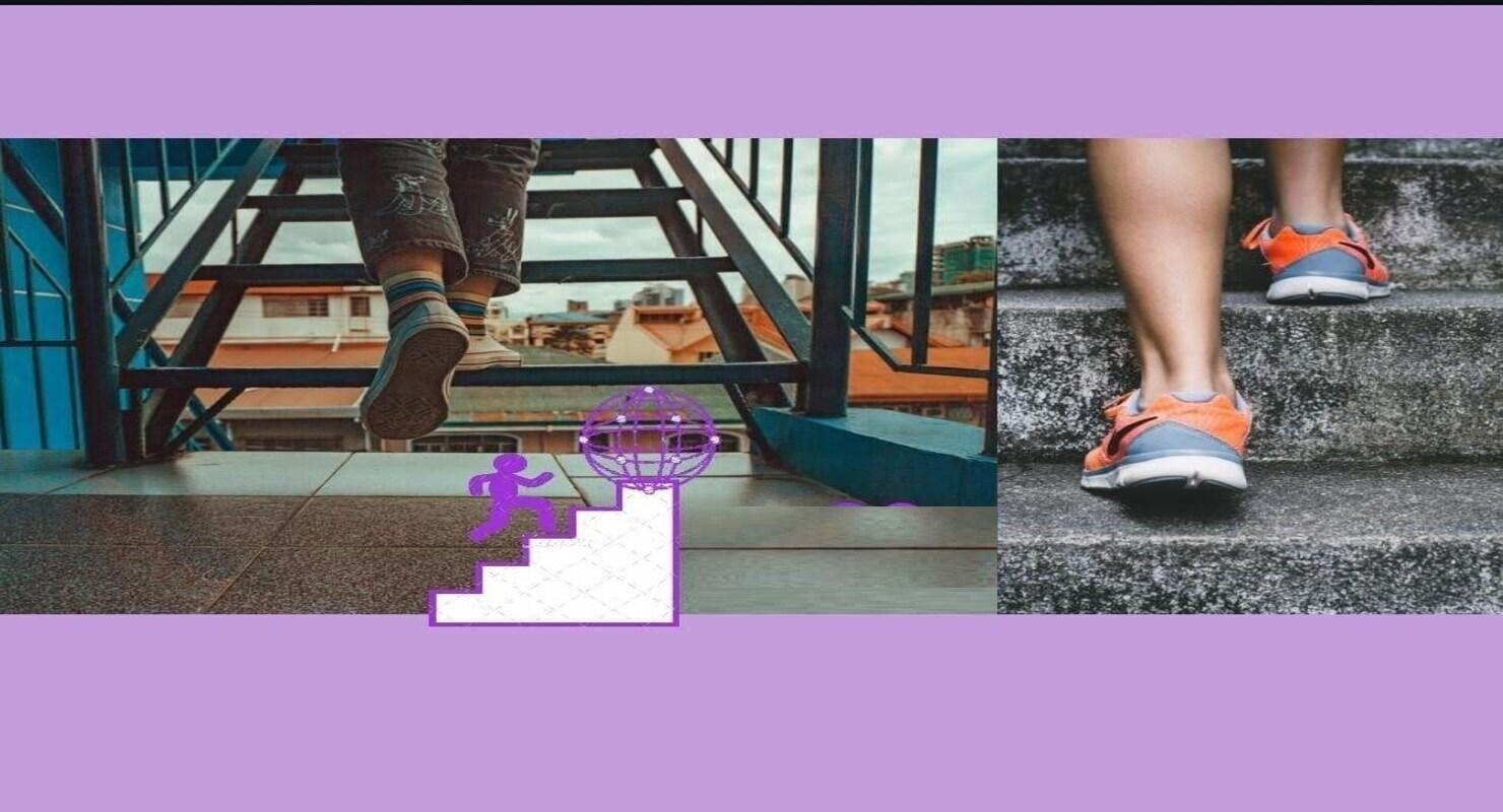 Climbing The Stairs: Virtual Challenge