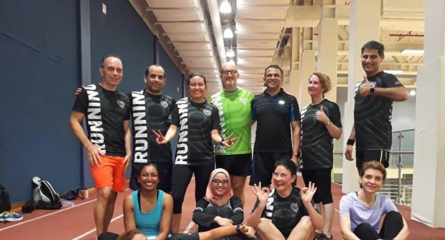 ILSS: Indoor Training Sessions at DAA