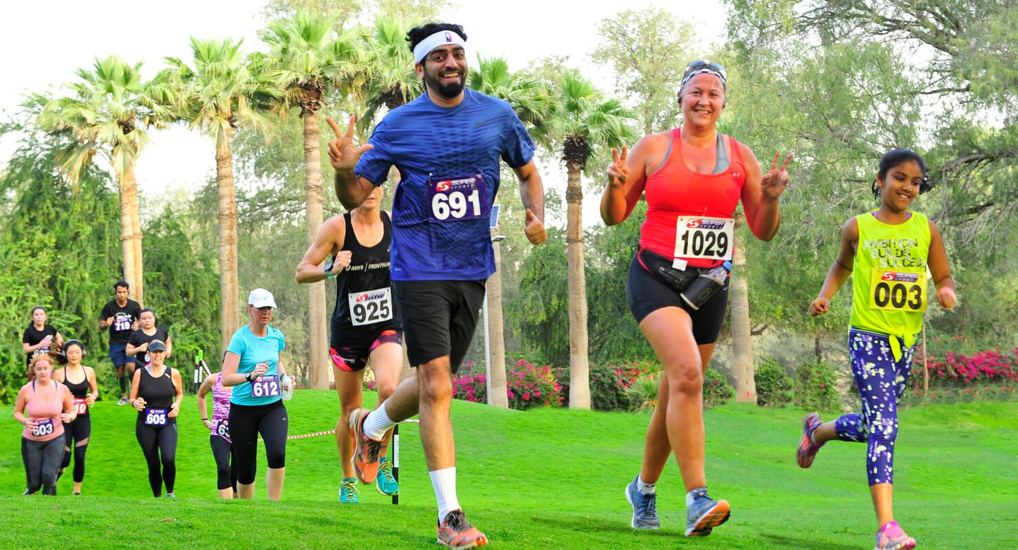 Desert Palm X-Country Run: 15,10,5,3k Race 1/3