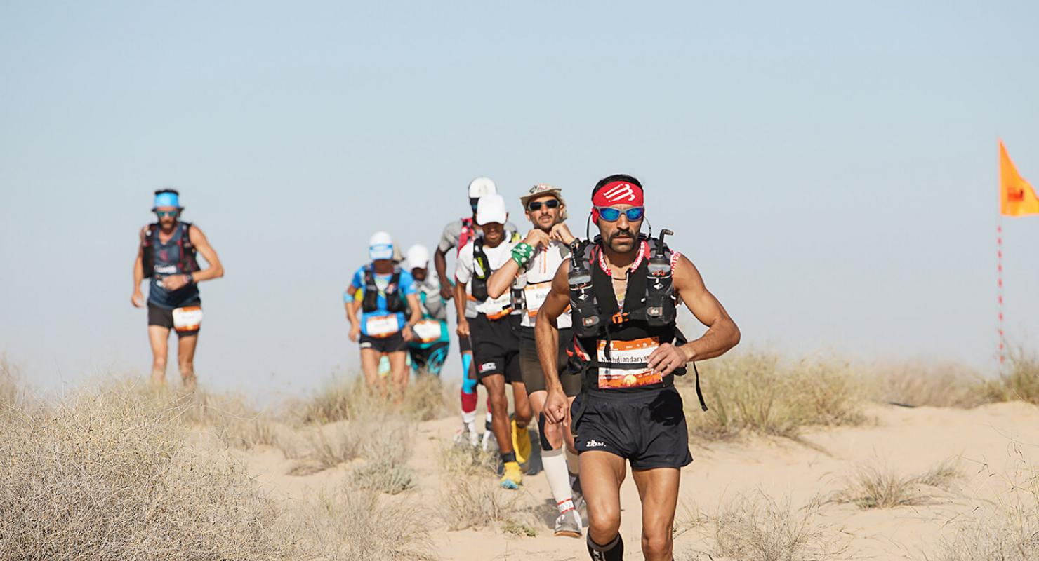 Al Marmoom Ultramarathon 50KM, 10KM & 5KM