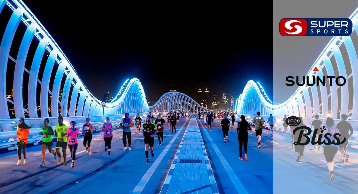 Super Sports Night Run Race 1