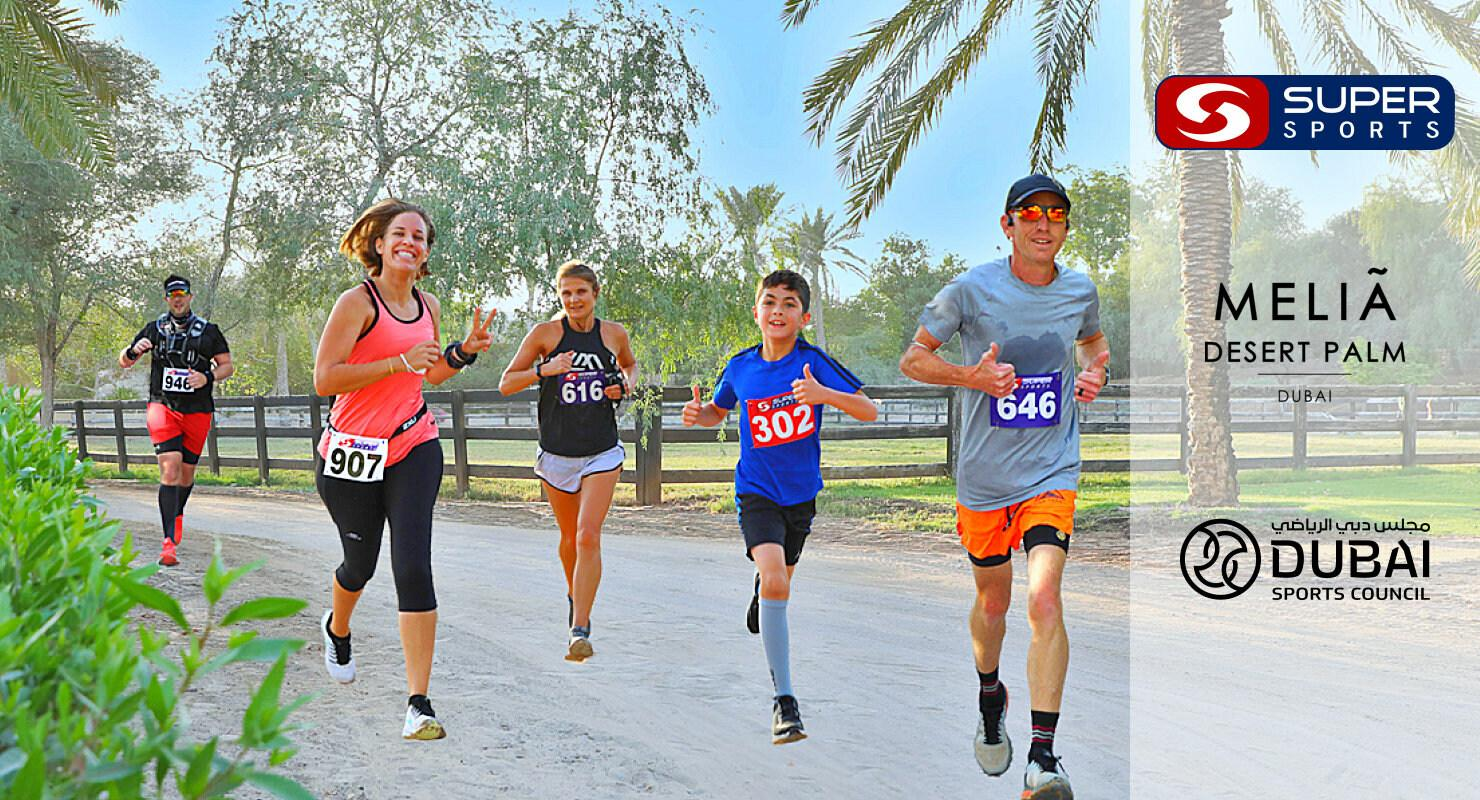 Desert Palm X-Country Run: 15,10,5,3k Race 1