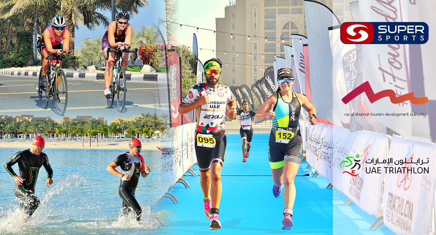 Ras Al Khaimah Triathlon 2022