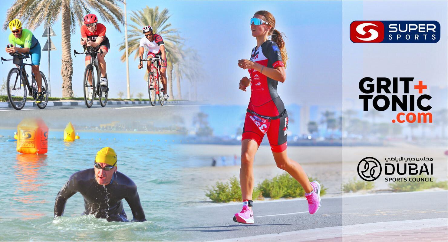 GRIT+TONIC.com Triathlon: Mamzar Race 2/2