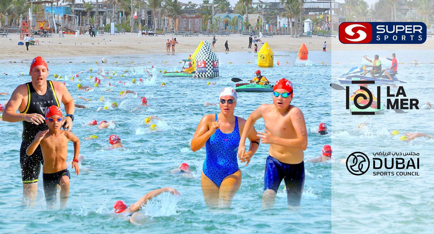 La Mer Open Water Swim Race 2
