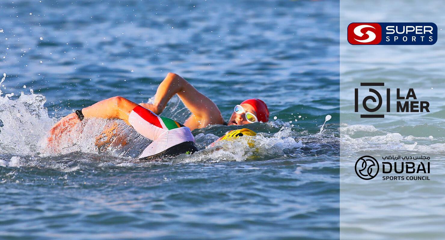 La Mer 3.2km Long Distance Swim Race 1
