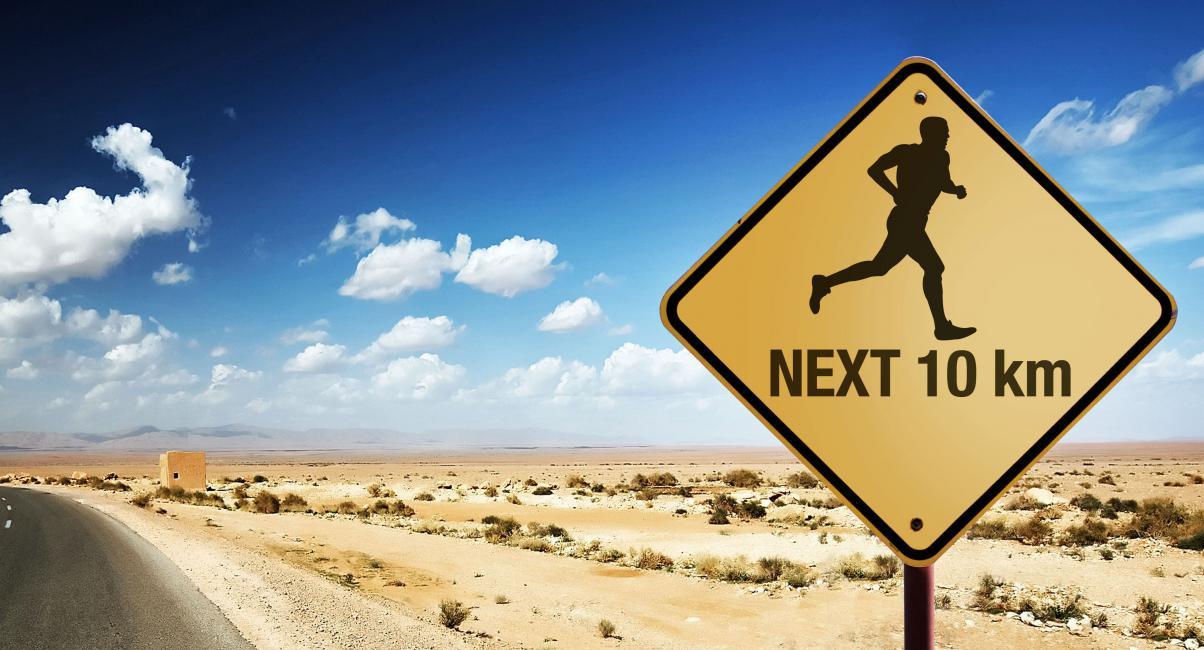 Desert Road Run 10k 5k & 3k at The Sevens
